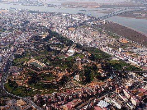 Pulmón Verde de Huelva