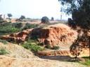 Fuerte erosión
