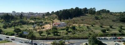 Vista aérea del rincón de la Casa La Morera