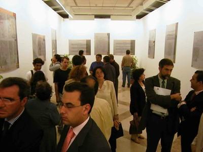 Exposición del diseño del Parque Moret (2002, foto 8)