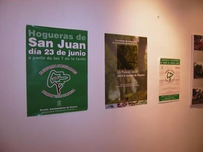Exposición fotográfica en la Casa Colón (2004, foto 3 de la inauguración)