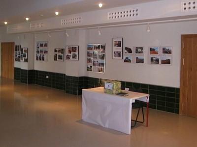 Exposición fotográfica en La Orden (2005, foto 1)