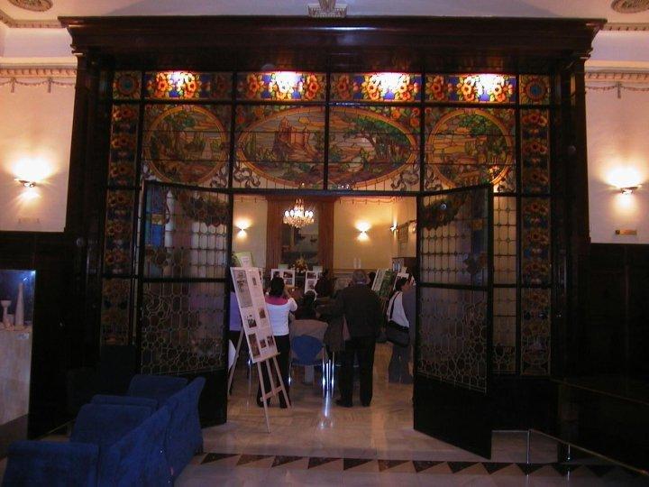 Inauguración exposición fotográfica en Mora Claros (2005, foto 3)