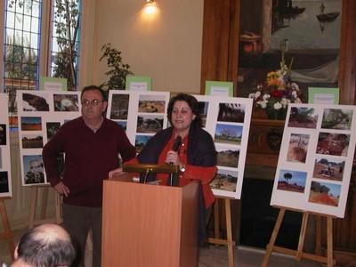 Inauguración exposición fotográfica en Mora Claros (2005, foto 4)