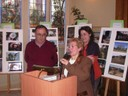 Inauguración exposición fotográfica en Mora Claros (2005, foto 9)