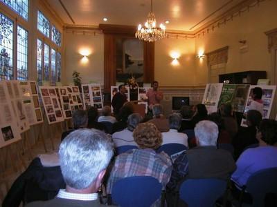 Inauguración exposición fotográfica en Mora Claros (2005, foto 12)