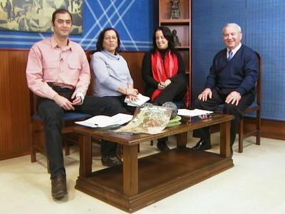 Entrevista en Atlántico TV (2005)