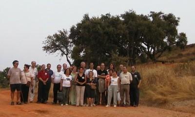 Visita a las obras del Parque Moret (foto 43)