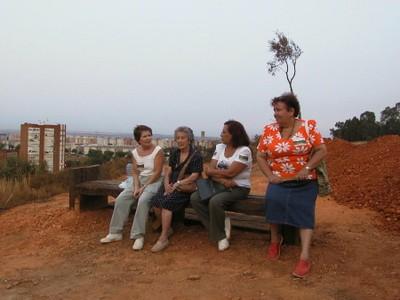 Visita a las obras del Parque Moret (foto 47)