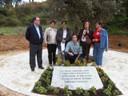 Primer árbol del nuevo Parque Moret (foto 23)