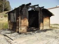 Continúan los actos vandálico en el Parque Moret